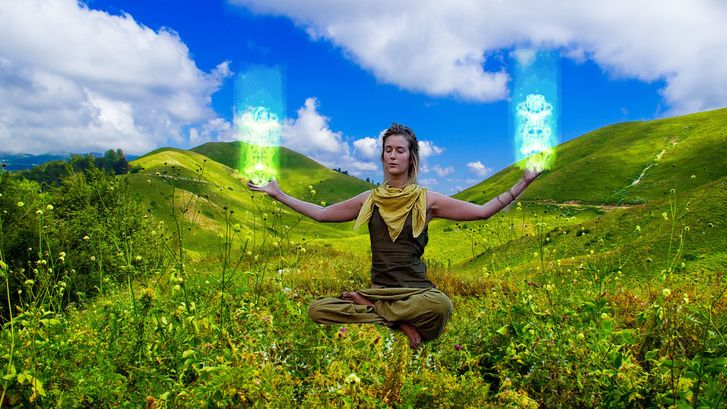 картинка сила медитации